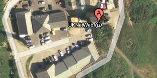 Google Places on Google Maps - UKNetWeb